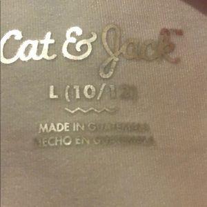 Cat & Jack Swim - Pineapple rash guard/swim shirt